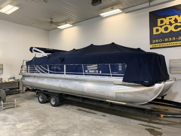 Check Out This 2010 South Bay 724 Sl Triple Toon On Boattrader Com
