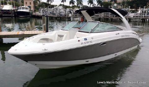 2007 Chaparral 276 SSX Bowrider Sportboat