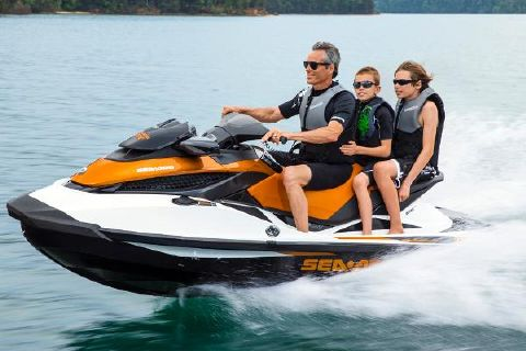 2015 Sea-Doo GTX 155 Manufacturer Provided Image