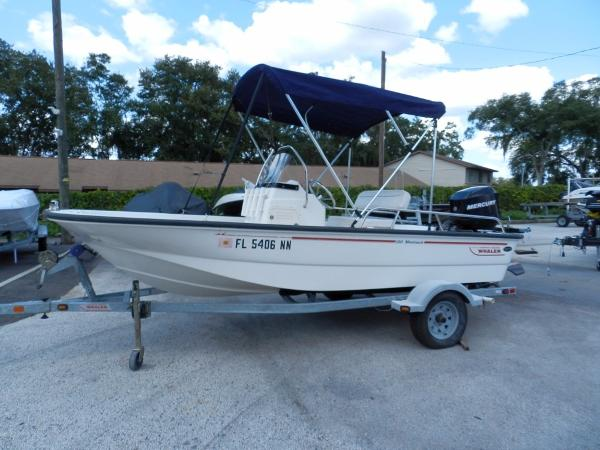 2007 Boston Whaler 150 Montauk