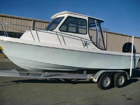2016 C-hawk Boats 222 PILOT HOUSE