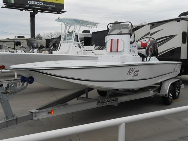 2014 Tiburon Boats NX22