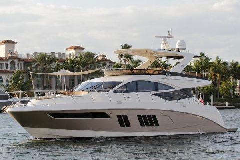 2015 Sea Ray L650 Fly