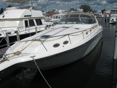 1997 Sea Ray 450 Sundancer DOCKSIDE