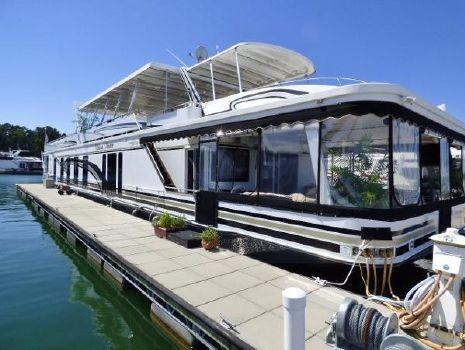 2006 Sumerset Houseboats 21x106