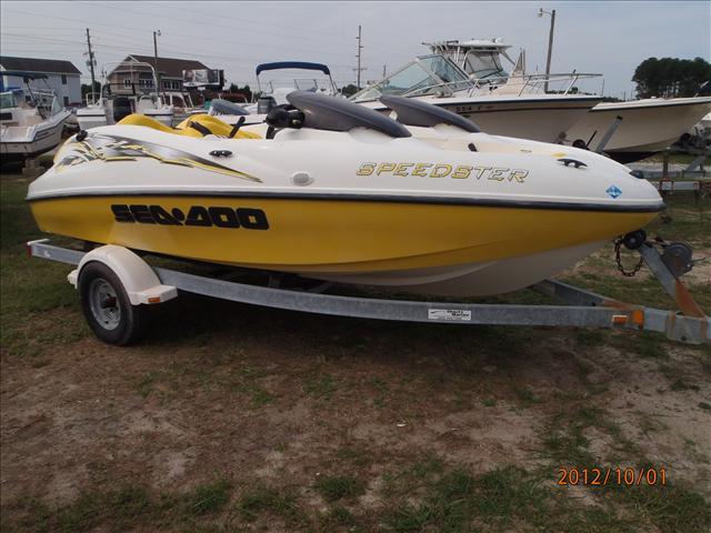 used 1999 sea doo 16 speedster millsboro de 19966 boattrader com rh boattrader com
