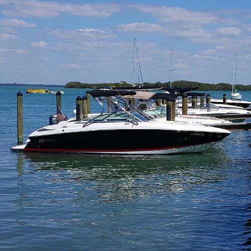 25 Foot 2008 Cobalt Motor Boat In