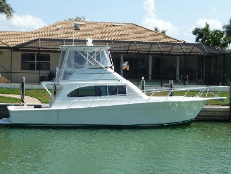 1996 Egg Harbor 42 Convertible Exterior