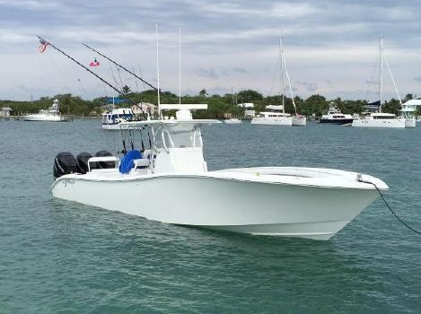 2011 Yellowfin 36