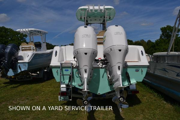 2017 Tidewater Boats 252 CC Adventure Custom
