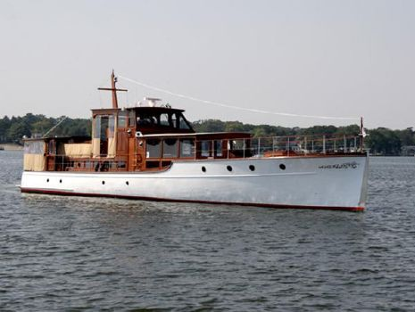 1928 Nevins 75 Commuter Yacht Profile