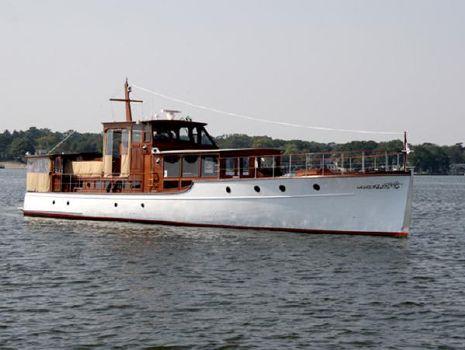 1928 Nevins 75 Commuter Yacht
