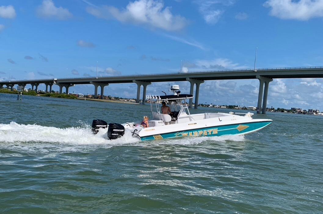 Check out this 2000 THUNDER Kingfish on Boattrader com