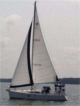 2008 Hunter 36