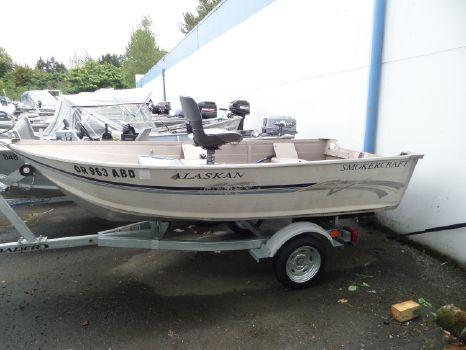 2002 Smoker-craft Alaskan