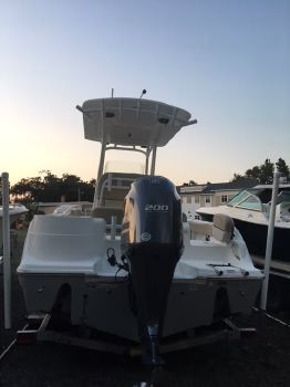 2015 Sea Fox 226 Commander