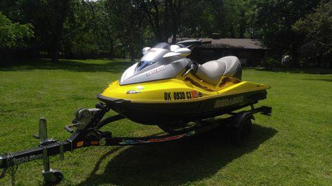 2003 Sea-Doo GTX