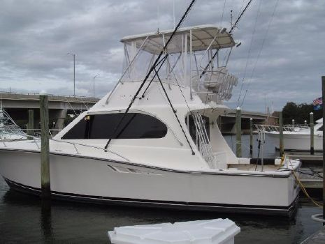 1990 Luhrs Tournament 380 Convertible