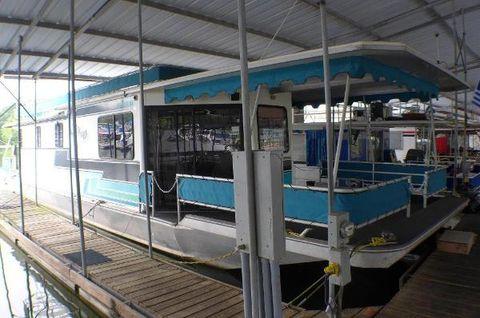 1989 Seabreeze 14 x 53 Houseboat
