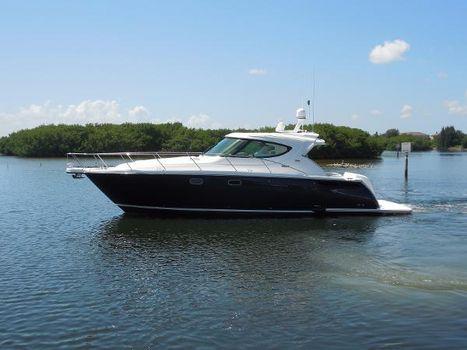 2015 Tiara 45 Sovran Port Profile