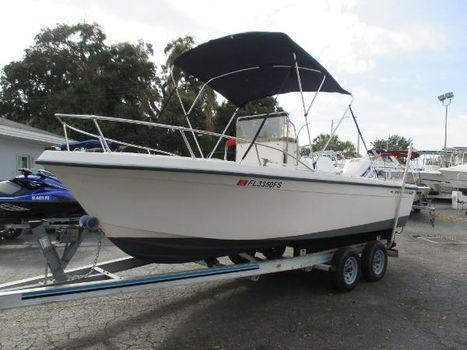 1987 Grady-White 20 w/ WARRANTY Fisherman 20 with newer Power