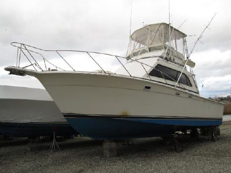 1986 Egg Harbor 35 Sport Fisherman