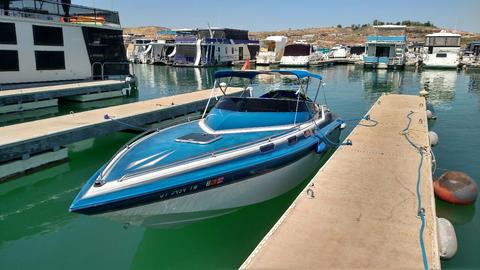 1994 Carrera Boats 238 Classic