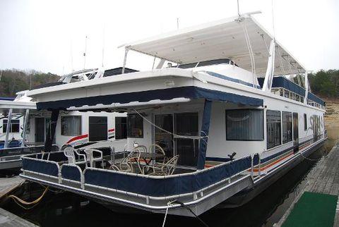 2000 Sumerset Houseboats Houseboat 18 X 85