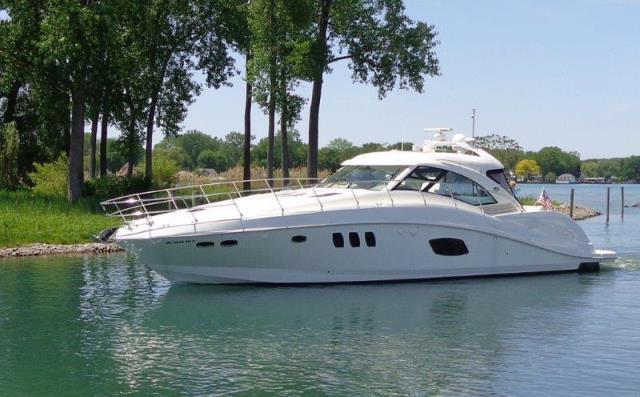 2008 Sea Ray 55DA