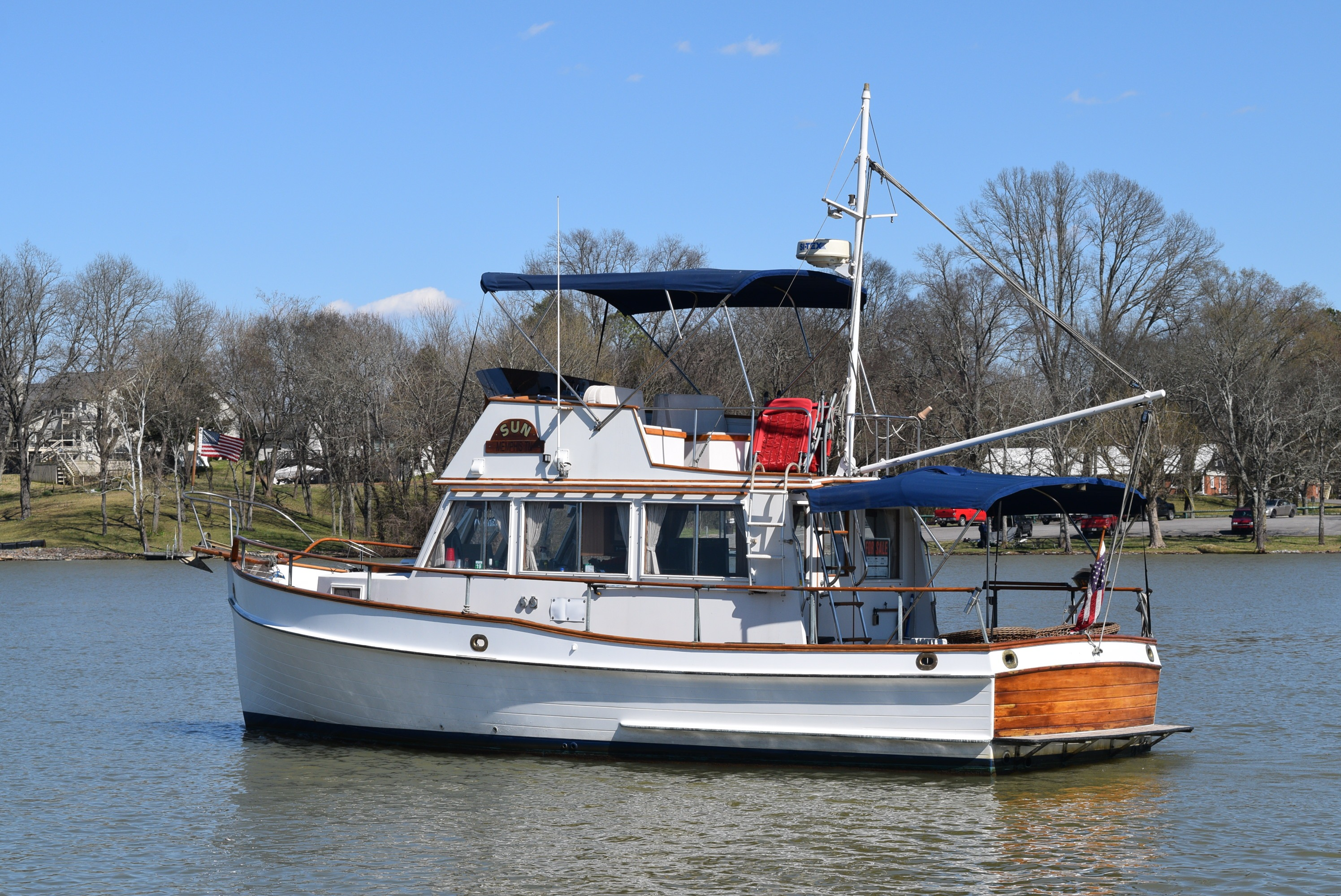 Check out this 1979 GRAND BANKS GB32 on Boattrader com