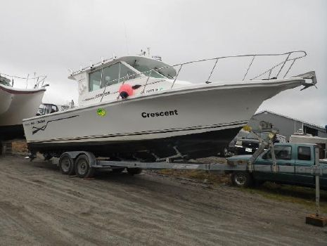 2000 Baha Cruisers Fisherman 299