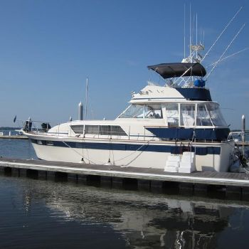 1978 Chris Craft 45 Commander