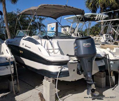 2011 Hurricane SD 2400 OB
