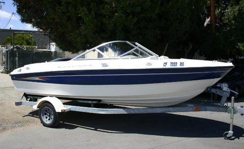 2005 Bayliner 185