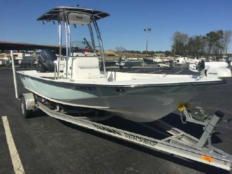 2011 Frontier Boats 210