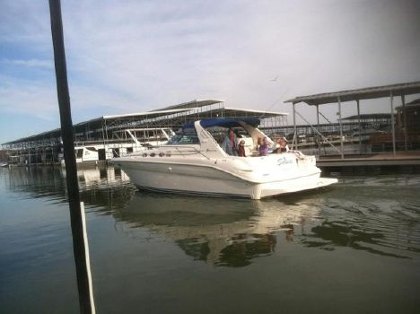 1996 SEA RAY 370 Sundancer