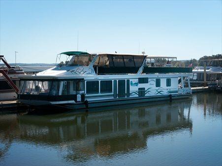 2000 Sumerset Houseboats Widebody