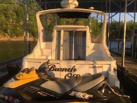 1998 CARVER YACHTS 12.5 x 36
