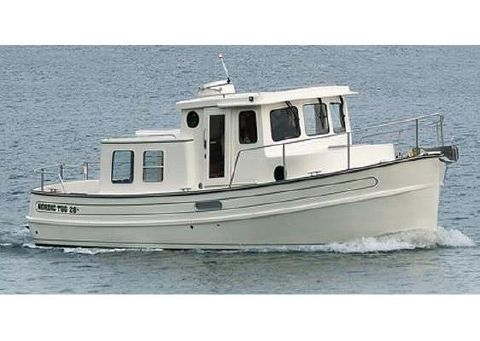 2016 Nordic Tugs 26 Manufacturer Provided Image