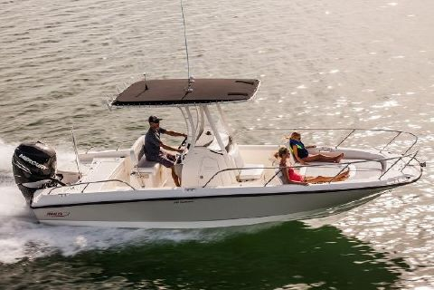 2015 Boston Whaler 240 Dauntless Manufacturer Provided Image
