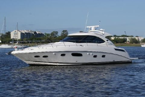 2012 Sea Ray 470 Sundancer 2012 Sea Ray 470 Sundancer