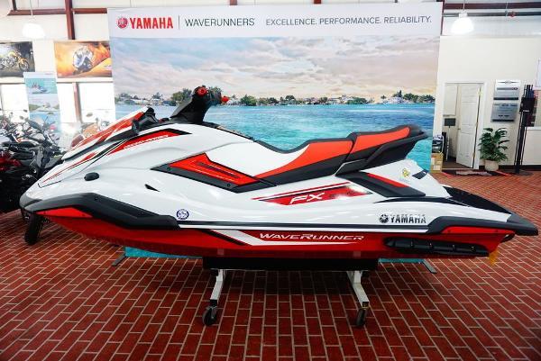 Check out this 2019 Yamaha WaveRunner FX SVHO on Boattrader com