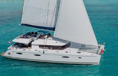 2016 Fountaine Pajot Victoria 67 Manufacturer Provided Image: Fountaine Pajot Victoria 67