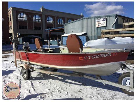 1965 Starcraft Bass Boat