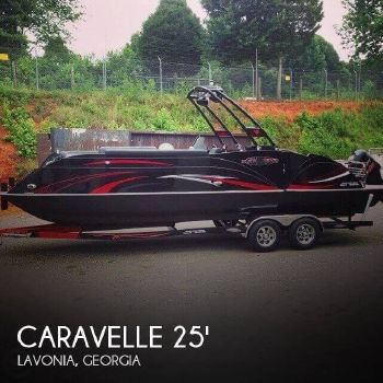 2015 Caravelle Boats Black Widow Special Edition 247 UR 2015 Caravelle Black Widow Special Edition 247 UR for sale in Lavonia, GA