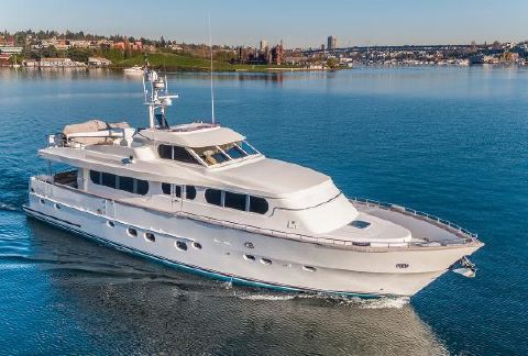 2002 Grand Harbour Motor Yacht