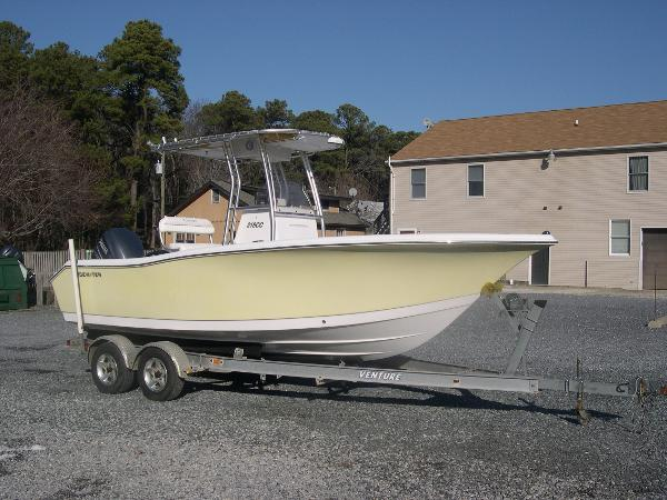 2008 Tidewater 216 Cc 21 Foot 2008 Motor Boat In Chester