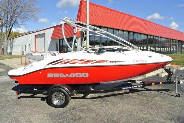 2006 Sea-Doo Speedster 200