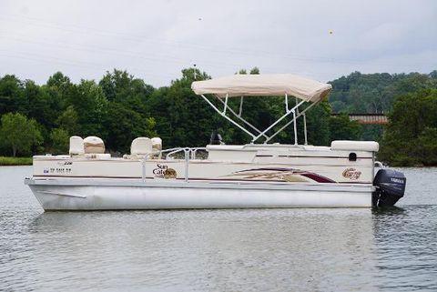 2008 G3 Boats SunCatcher 228 Fish & Cruise