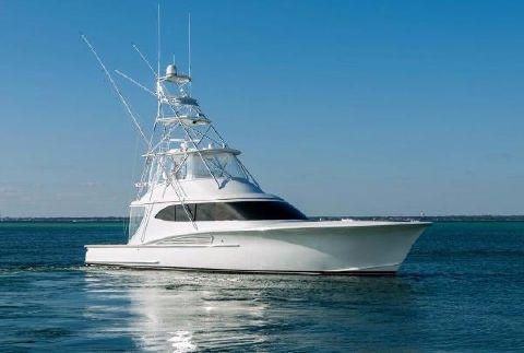 2010 Caison 58' SPORTFISH Starboard Profile